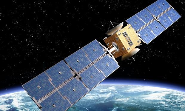 Проект спутника от OneWeb и Airbus