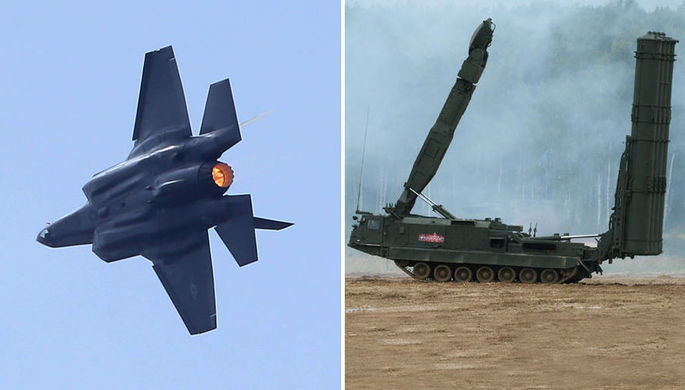 Истребители НАТО провели тайные тестирования вгосударстве Украина, чтобы изучить возможности С-300