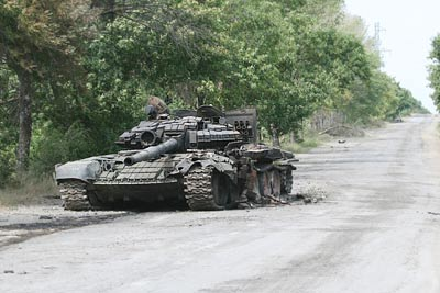 المواجهة بين t-90 و الابرامز 3azar18