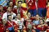 Сборная Испании защитила звание чемпионов Европы