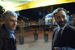 Государственный телеканал «Россия-1» связал в Вильнюсе «экспортера революций» Гиви Таргамадзе с российскими оппозиционерами