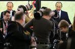 В послании Федеральному собранию Владимир Путин обошелся без резких заявлений, которых от него ожидали