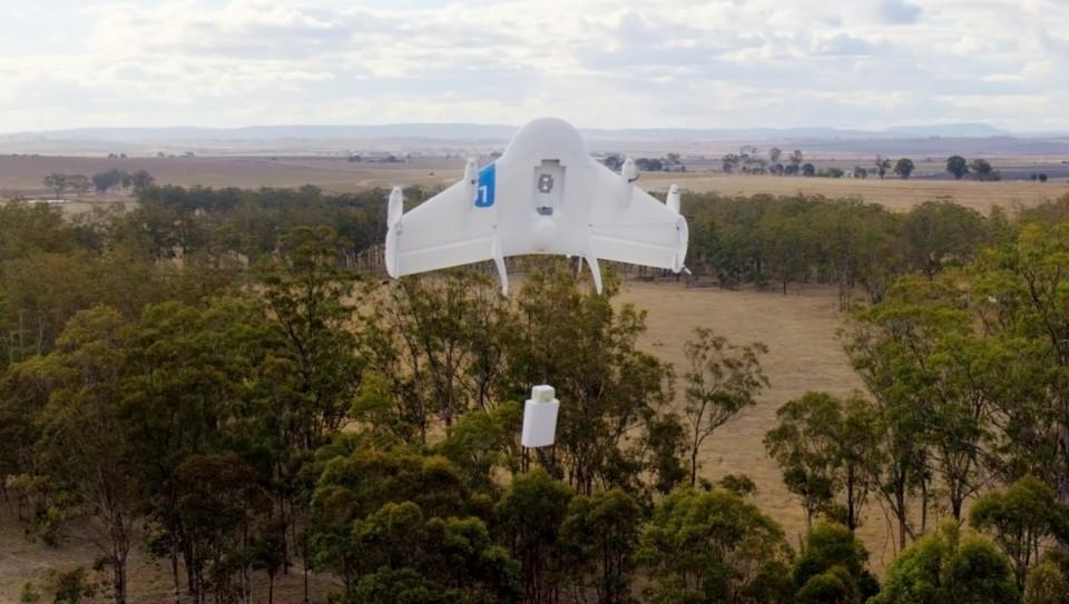 Google Project Wing поможет спасателям в чрезвычайных ситуациях