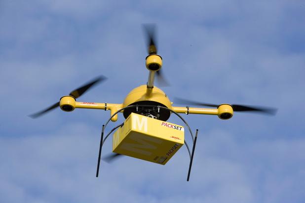 Доставка дронами — пока что предмет правовых споров