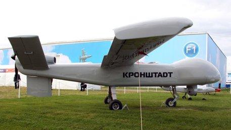В России дроны в основном используются в военных целях