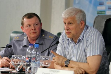 МВД порекомендует РФС забрать билеты на Евро у хулиганов еще до приезда их в Польшу