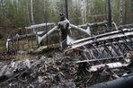 Полиция считает, что «кукурузник» Ан-2, обломки которого нашлись на Урале, мог упасть...