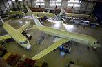 Власти лоббируют самолеты российского производства