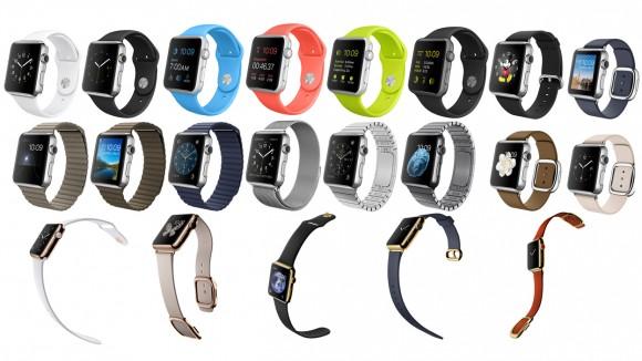 Разнообразие аксессуаров для Apple Watch