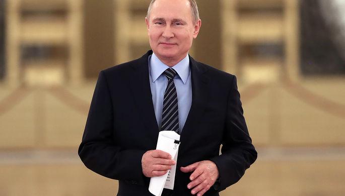 «Он превосходный, интересный»: «Путин поведал олюбимом русском телеканале»