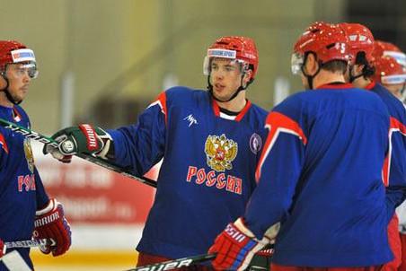 Никита Никитин и Алексей Емелин присоединились к сборной России