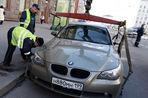 Московские власти рассказали и показали, как работает платная эвакуация автомобилей
