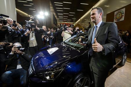 Peugeot 308 ������� ����������� ����� ����������� ���� – 2014�