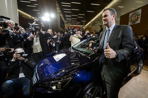 Peugeot 308 завоевал звание европейского «Автомобиля года-2104»