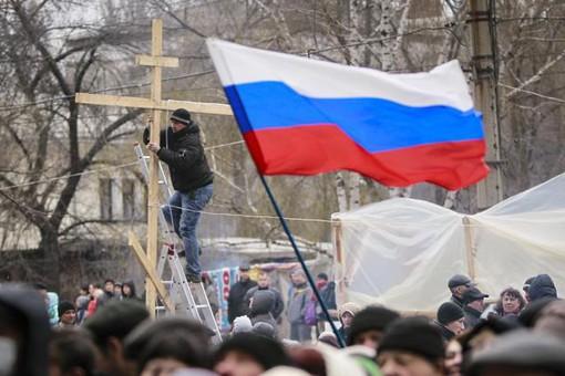 Тимошенко грозит России санкциями в связи с волнениями на востоке Украины