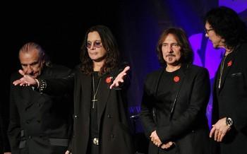 Black Sabbath воссоединилась в пятницу