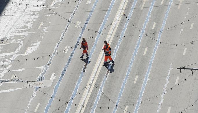 Руководство выделило трем регионам 2,6 млрд руб. наразвитие дорог