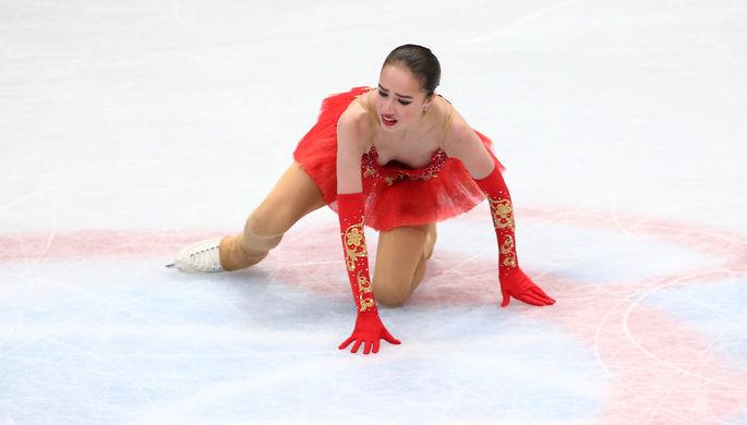 Фигуристка Загитова поведала опровале наЧМ. «Реву навзрыд, болит башка»