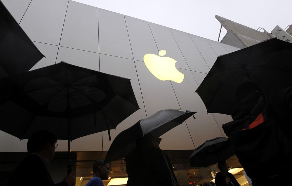 По мнению Brand Finance Apple является самым дорогим брендом