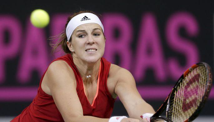 Екатерина Макарова несправилась сЙоханной Контой наAustralian Open