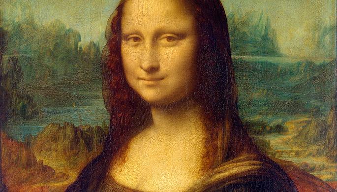 Мона Лиза улыбается всем по-разному— Ученые