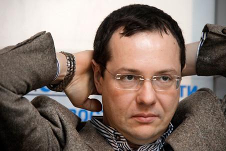 Интервью писателя Александра Иличевского