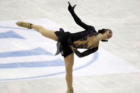 Каролина Кестнер победила на ЧМ-2012, у Алены Леоновой - серебро
