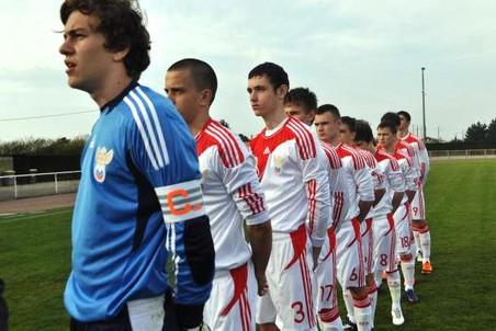 Юношеская сборная России проиграла португальцам в финале турнира Монтегю