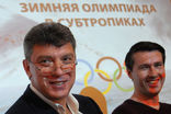 Борис Немцов зафиксировал аномальное превышение стоимости сочинской Олимпиады