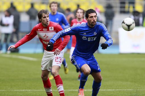 «Динамо» и «Спартак» — самые давние московские соперники