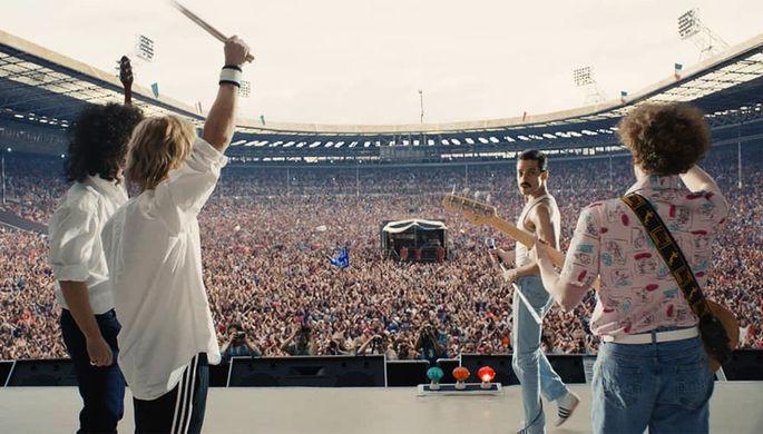 Появились новые кадры изфильма «Богемская рапсодия» огруппе Queen
