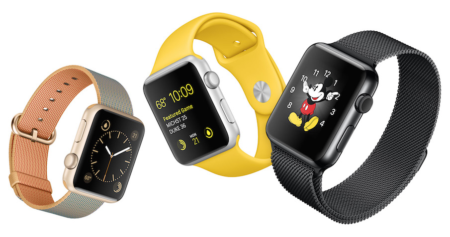 ���� �� Apple Watch ���� ������� ��