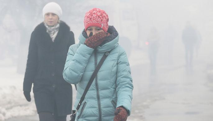 Вряде районов столицы вновь появился запах— Собянин