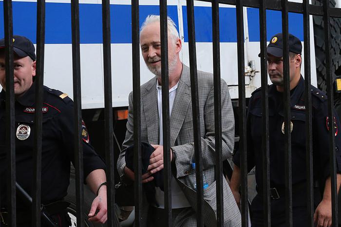 Экс-глава «Роснано» попросил усуда разрешения голосовать навыборах