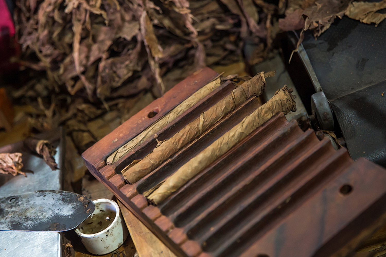 Все для изготовления сигар в домашних условиях