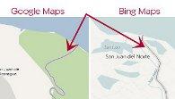 Ошибка в Google Maps чуть не привела к началу войны в Центральной Америке