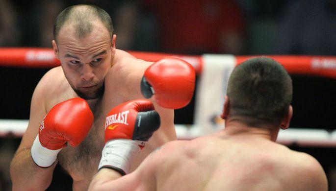 Русский боксер Кузьмин одержал вСША 12-ю победу