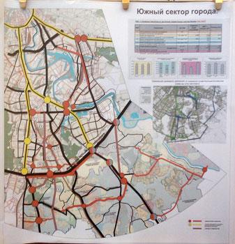 В 2011 году начнут реконструкцию Варшавского и Каширского шоссе.
