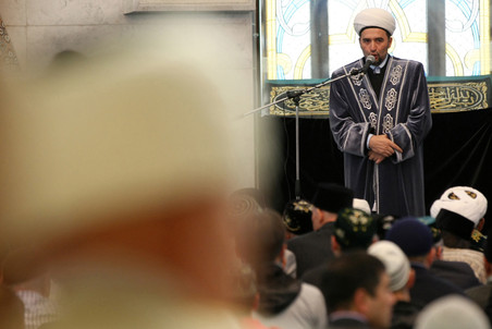 Top Muslim official attacked in Tatarstan, deputy killed &mdash; Gazeta.Ru 