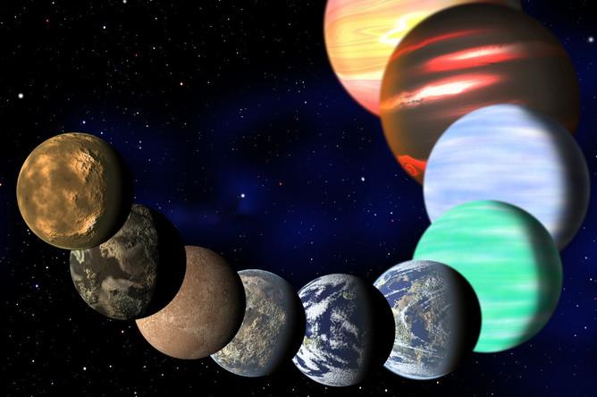 Три планеты точно находятся в зоне жизни