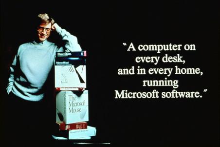 ������� �������� Microsoft, ���������� ��������� ���� ��������