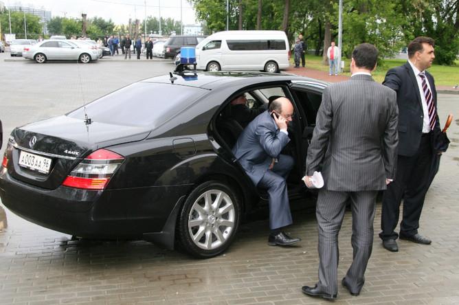 ��������� ������� � ��� ���������� Mercedes