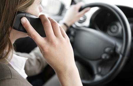 Разговор по мобильному стал причиной ДТП