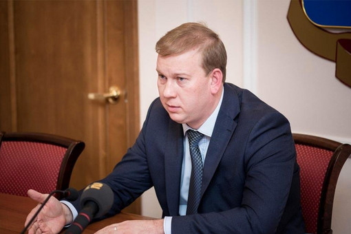Мэр Йошкар-Олы Павел Плотников