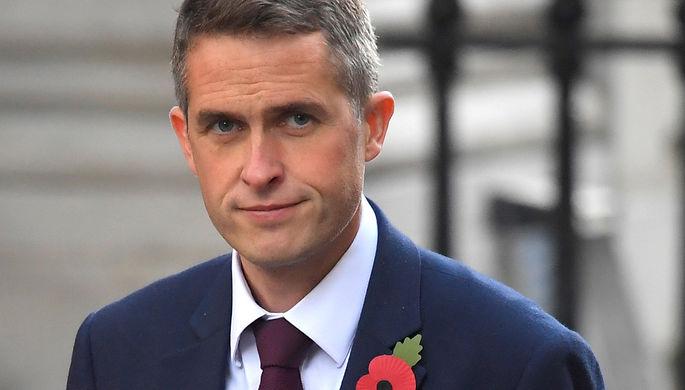 Английские лазутчики вярости отзаявлений министра обороны о РФ