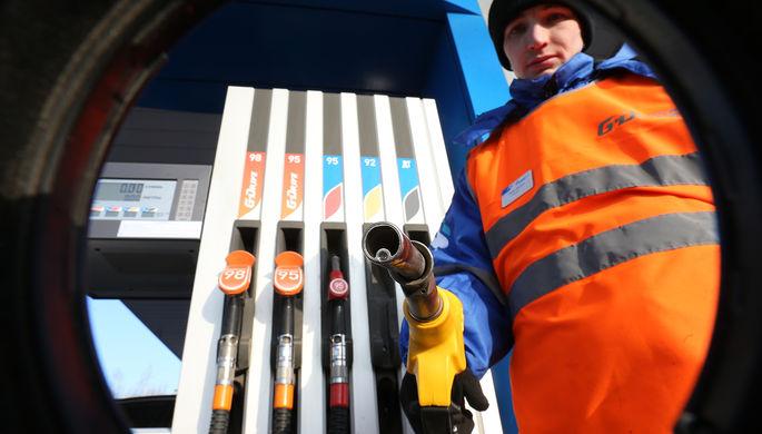 Цены набензин зависят от 2-х  причин  — руководитель  Топливного союза