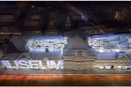 Объявлен победитель конкурса архитектурных концепций реконструкции Политехнического музея