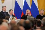 Владимир Путин выступил с посланием Федеральному собранию о ситуации в Крыму — онлайн-трансляция «Газеты.Ru»