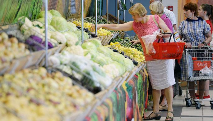 Росстат отчитался оросте цен после дефляции