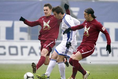 Игроки «Динамо» о матче с «Рубином»